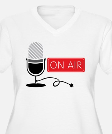 On Air Plus Size T-Shirt