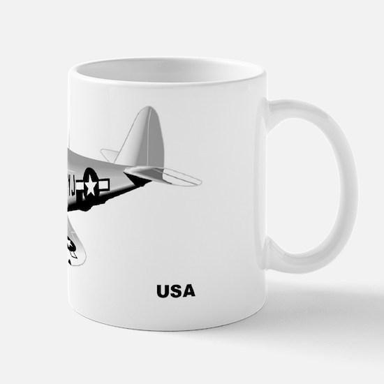 P-47 THUNDERBOLT Mug