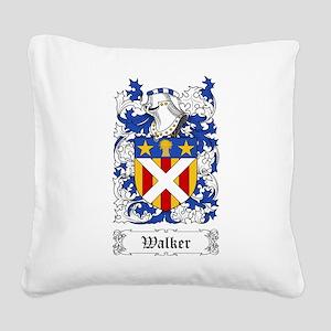 Walker Square Canvas Pillow