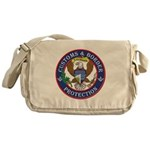 CBP Freemason Messenger Bag
