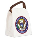 CBP Freemason Canvas Lunch Bag