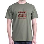 The Joy of Discipline Dark T-Shirt