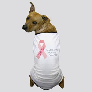 Campaign Against Cancer Dog T-Shirt