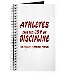 The Joy of Discipline Journal