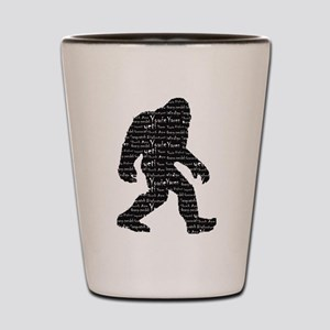 Bigfoot Sasquatch Yowie Yeti Yaren Skunk Ape Shot