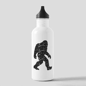 Bigfoot Sasquatch Yowie Yeti Yaren Skunk Ape Water