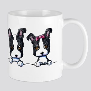 KiniArt Boston Terrier Mug