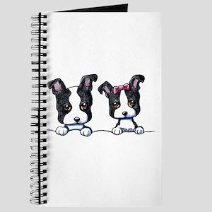 KiniArt Boston Terrier Journal