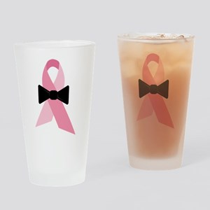 Real Men Support Drinking Glass