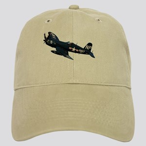 Corsair fighter Baseball Cap