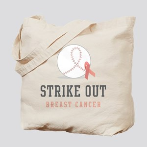 Strike Out Tote Bag