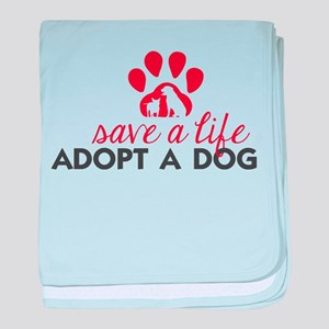 Save a Life baby blanket