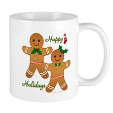 Gingerbread Man - Boy Girl Mug