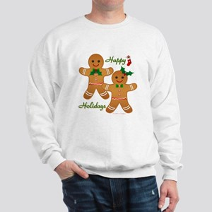 Gingerbread Man - Boy Girl Sweatshirt