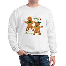 Gingerbread Man - Boy Girl Sweatshirt