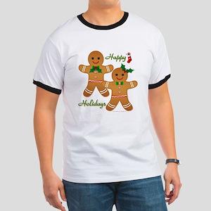 Gingerbread Man - Boy Girl T-Shirt