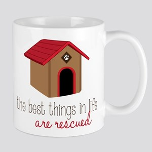 The Best Things Mug