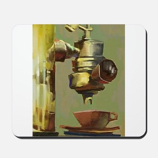 Cafe Americano Mousepad