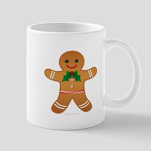 Gingerbread Man - Boy Mug
