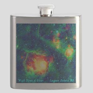 Lagoon Nebula M8 Flask
