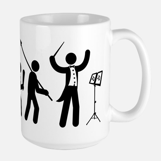 Music Conductor Large Mug