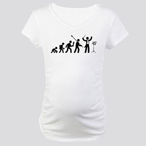 Music Conductor Maternity T-Shirt