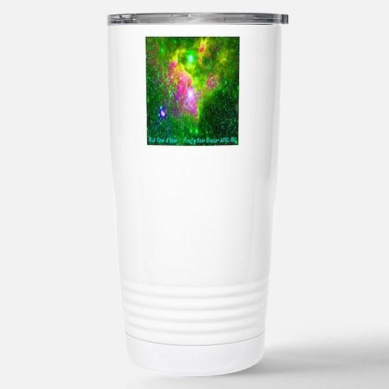 Firefly Star Cluster Stainless Steel Travel Mug