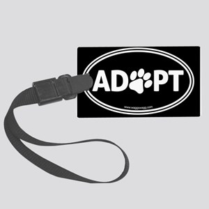 Adopt Large Luggage Tag
