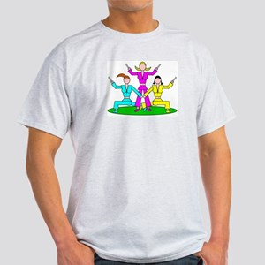 CHARLIE'S ANGELS Ash Grey T-Shirt
