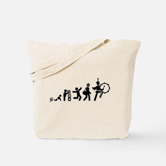 Bass Drummer Tote Bag