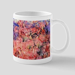Flowering trees by Monet Wraparound Mug