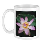 Pink Lotus Blossom Mug