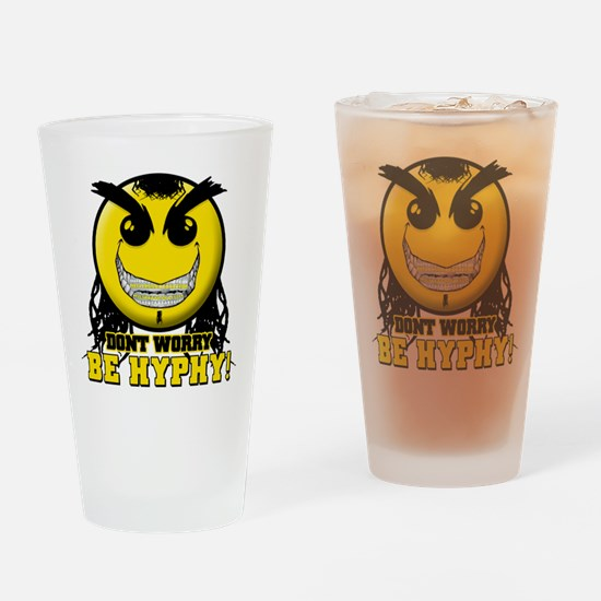 DONTWORRY2.jpg Drinking Glass
