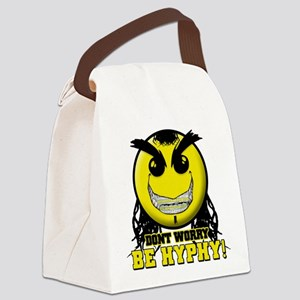 DONTWORRY2 Canvas Lunch Bag