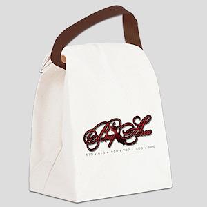 bayarea2 Canvas Lunch Bag