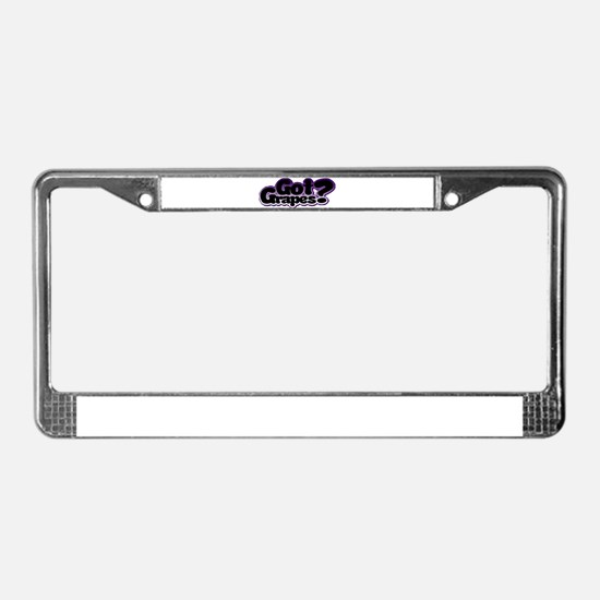 gg.jpg License Plate Frame
