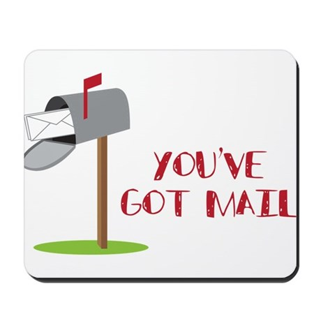 You've Got Mail Mousepad