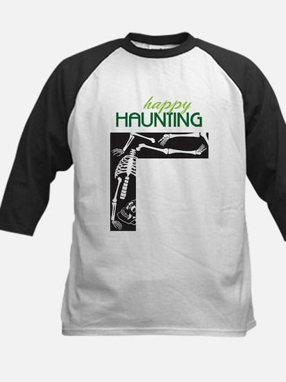 Happy Haunting Baseball Jersey