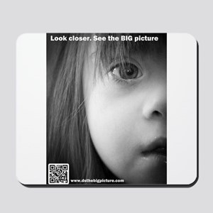 DS the BIG Picture Mousepad