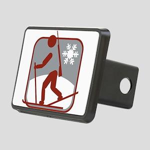 biathlon symbol Hitch Cover
