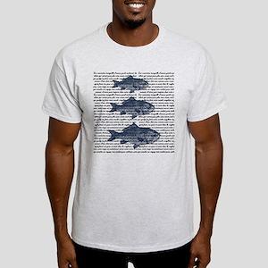 Vintage Fish Trio T-Shirt