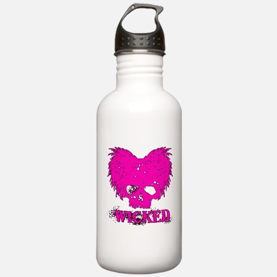 WICKED-PINK Water Bottle