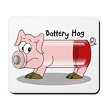 Battery Hog Mousepad