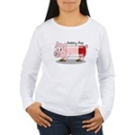 Battery Hog Women's Long Sleeve T-Shirt