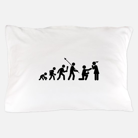 Proposing Pillow Case