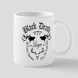 Black Death 777 - Catskill Mountain Lager Mug