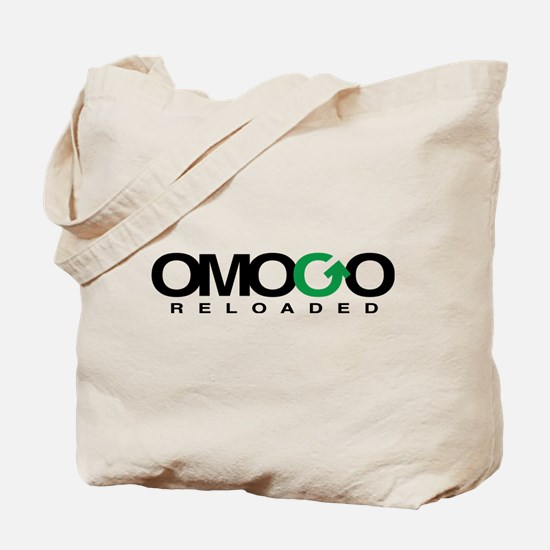 Official Omogo Reloaded Logo Tote Bag