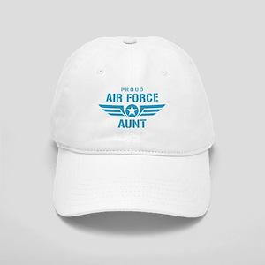 Proud Air Force Aunt W Cap