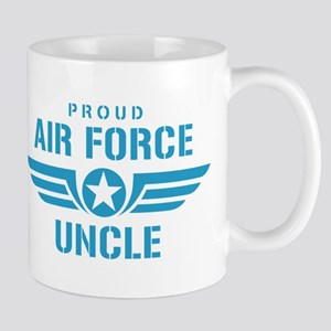 Proud Air Force Uncle W Mug