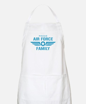 Proud Air Force Family W Apron